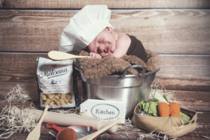 shooting newborn scatti d'autore